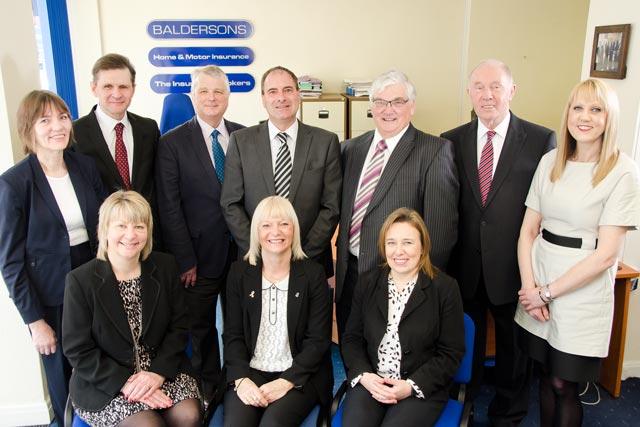 Baldersons Insurance Brokers in Sheffield